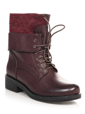Ботинки коричневые | 4688277