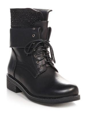 Ботинки черные | 4688278