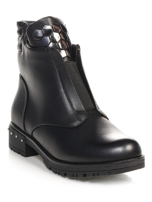 Ботинки черные   4688271
