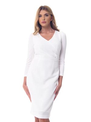 Сукня молочного кольору | 4697195