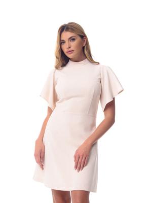 Платье светло-бежевое | 4697201