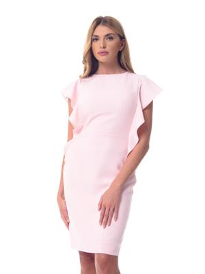 Платье розовое | 4697204