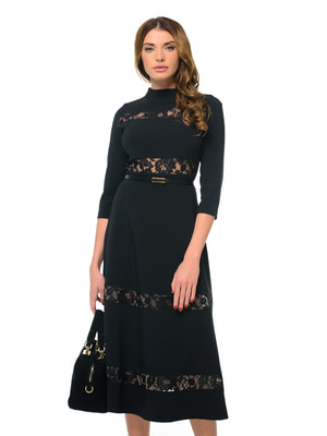 Платье черное | 4697222