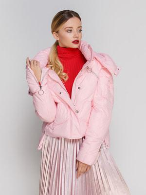 Куртка розовая | 4670553