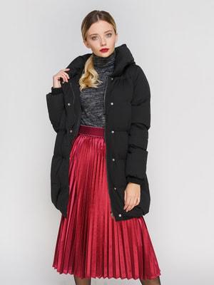 Пальто чорне | 4670580