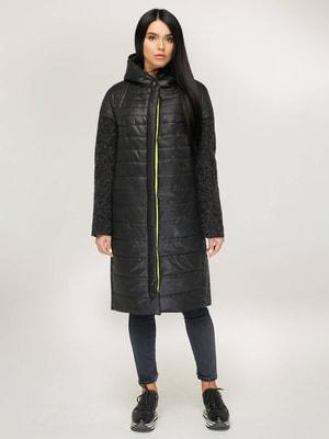 Пальто черное   4643497