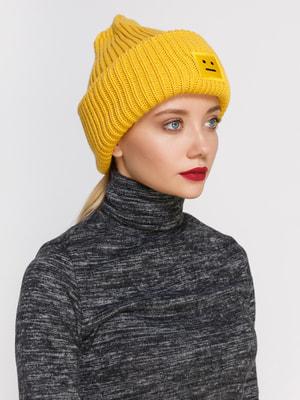 Шапка жовта | 4696665