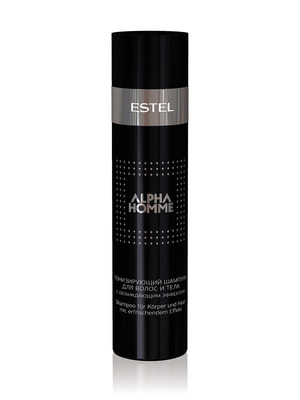 Тонізувальний шампунь з охолоджувальним ефектом для волосся та тіла (250 мл) | 4693917
