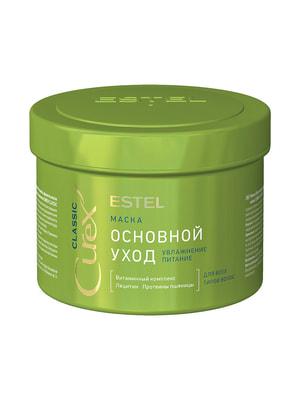 Маска питательная для всех типов волос Curex Classic (500 мл) | 4693428
