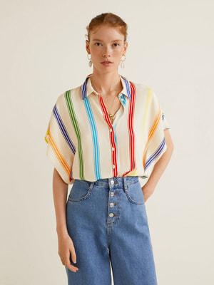 Блуза в полоску | 4618562