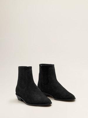 Ботинки черные | 4529533