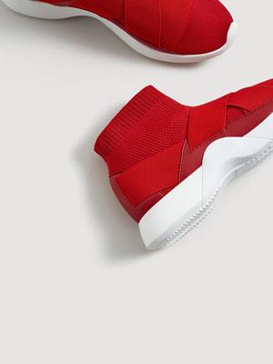 Кроссовки красные | 4529553