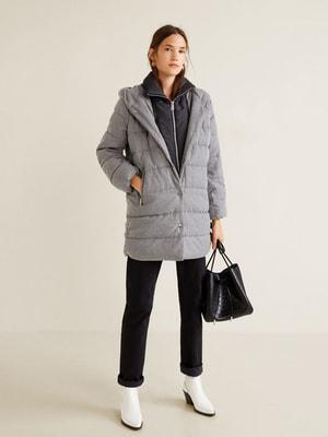 Куртка серая | 4575495