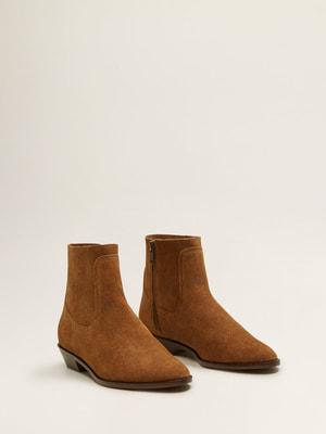 Ботинки бежевые | 4575587