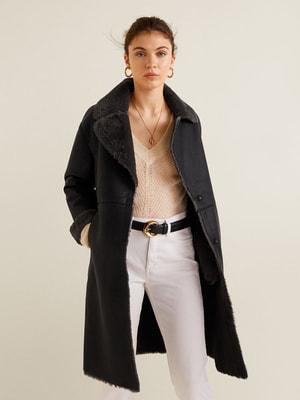 Пальто черное | 4599330