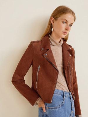 Куртка коричнева | 4618657