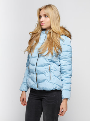Куртка голубая | 4700409