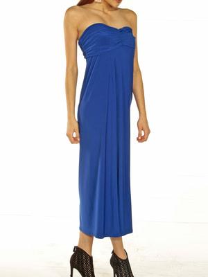 Платье цвета электрик | 4703061