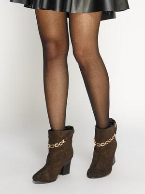 Ботинки коричневые | 4683563