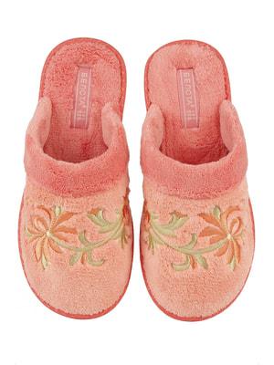 Тапочки рожеві | 4705039