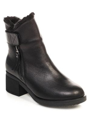 Ботинки черные | 4705529