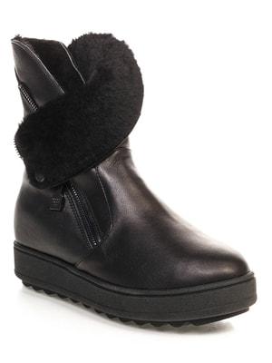 Ботинки черные | 4705530