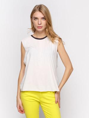 Блуза біла | 4640381