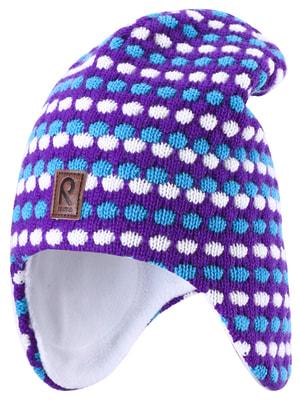 Шапка фиолетовая | 1422417