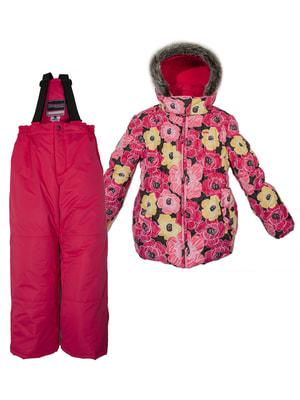Комплект: куртка та півкомбінезон | 4706094