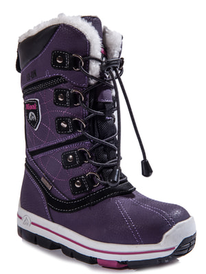 Сапоги фиолетовые | 4706131