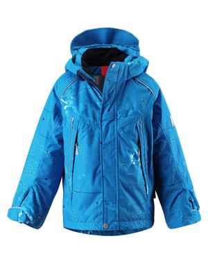 Куртка блакитна | 4706137