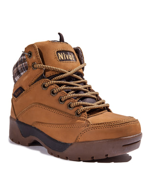 Ботинки светло-коричневые | 4706122