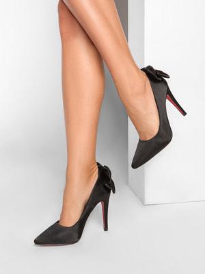 Туфли черные | 4645874