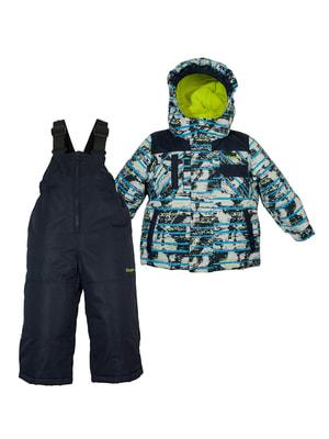 Комплект: куртка та півкомбінезон | 4706093