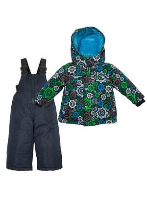 Комплект: куртка та півкомбінезон | 4706125