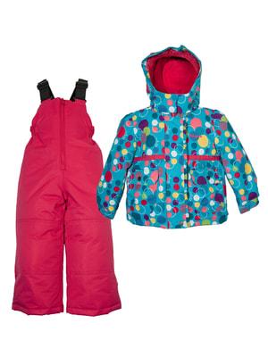 Комплект: куртка та півкомбінезон | 4706195