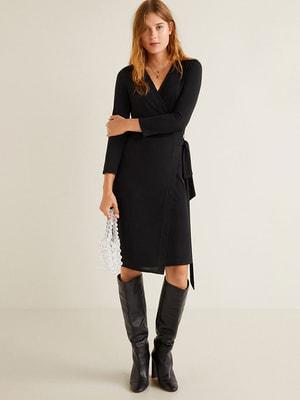 Платье черное   4673415