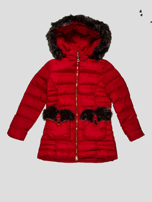 Куртка червона | 4703091