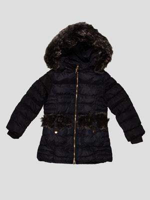 Куртка темно-синя | 4703093