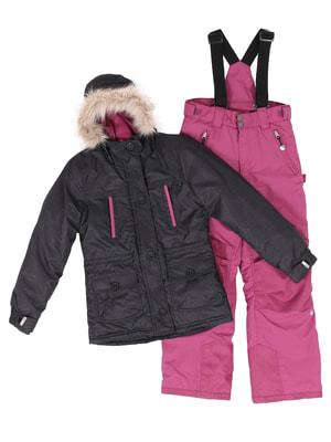 Комплект: куртка та напівкомбінезон | 4695245