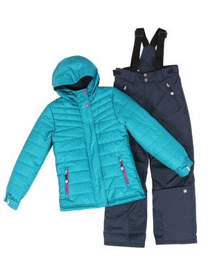 Комплект: куртка и полукомбинезон | 4695246