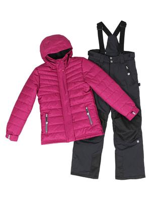 Комплект: куртка та напівкомбінезон | 4695247
