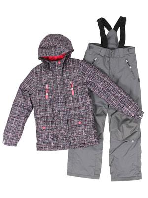 Комплект: куртка та напівкомбінезон | 4695249