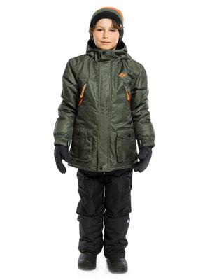 Комплект: куртка та напівкомбінезон | 4695252