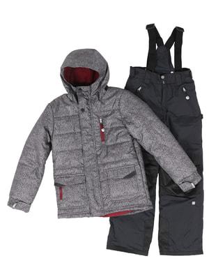 Комплект: куртка и полукомбинезон | 4695255