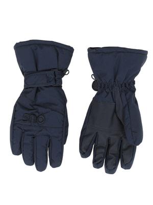 Перчатки-краги черные | 4695269