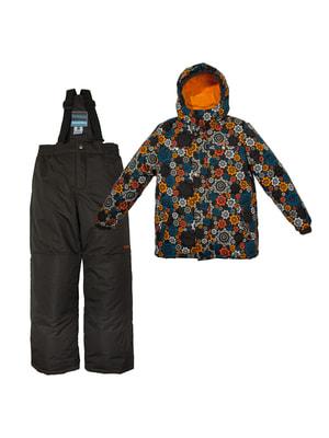 Комплект: куртка та півкомбінезон | 4659613