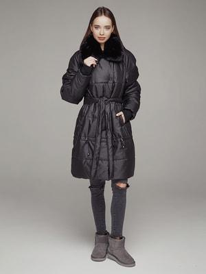 Пальто чорне | 4705100