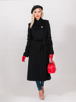 Пальто черное | 4705227