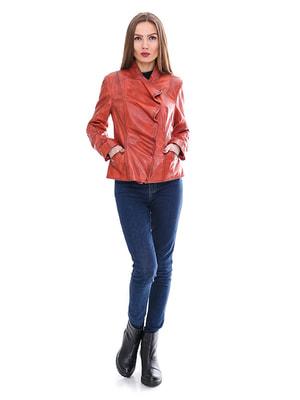 Куртка червона | 4705289
